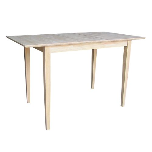 Butterfly Extension Table