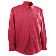 Louisville Cardinals 2013 Sugar Bowl Esteem Plaid Shirt -  Men