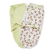 Summer Infant 2-pk. Original SwaddleMe - Monkey Vine