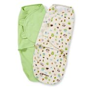 Summer Infant 2-pk. Original SwaddleMe - Woodland Friends
