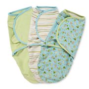 Summer Infant 3-pk. Original SwaddleMe - Dinos