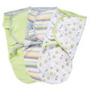 Summer Infant 3-pk. Original SwaddleMe - Busy Bees