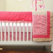Pam Grace Creations 10-pc. Cheetah Crib Set