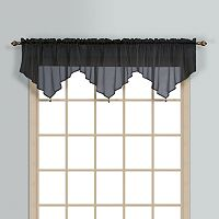 United Curtain Co. Monte Carlo Ascot Valance - 40'' x 26''