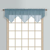 United Curtain Co. Monte Carlo Ascot Window Valance - 40'' x 26''
