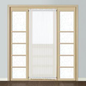 United Curtain Co. Monte Carlo Door Window Panel - 59'' x 72''