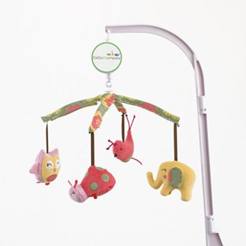 CoCo & Company Alphabet Sweeties Musical Mobile