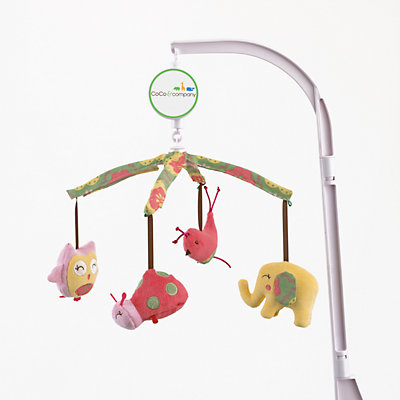 CoCo and Company Alphabet Sweeties Musical Mobile