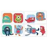 CoCo & Company Monster Buds Wall Decals