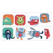 CoCo and Company Monster Buds Wall Decals