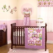 CoCo and Company 4-pc. Owl Wonderland Crib Set