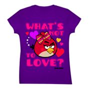 Angry Birds What's Not To Love Tee - Girls 7-16