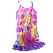 Disney Princess Rapunzel Nightgown - Girls 7-16