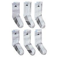 Boys adidas ClimaLite Crew Socks