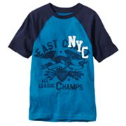 Urban Pipeline Premium Raglan Athletic Tee - Boys 8-20
