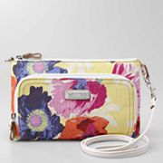 Relic Heather Floral Crossbody Bag
