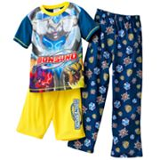 Monsuno 3-pc. Pajama Set - Boys