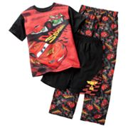 Disney/Pixar Cars 3-pc. Pajama Set - Boys 4-20