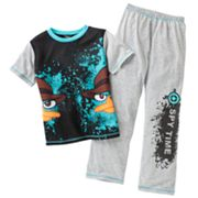 Phineas and Ferb Pajama Set - Boys 4-20