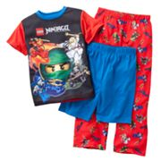 LEGO Ninjago 3-pc. Pajama Set - Boys 4-12