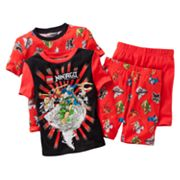 LEGO Ninjago 4-pc. Pajama Set - Boys 4-10