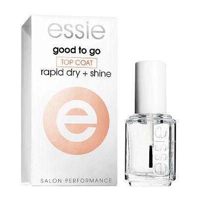 essie Good To Go Top Coat Polish