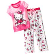 Hello Kitty So Sweet Pajama Set - Girls