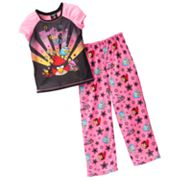 Angry Birds Space Shoot for the Stars Pajama Set - Girls