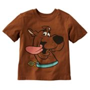 Scooby-Doo Face Tee - Toddler