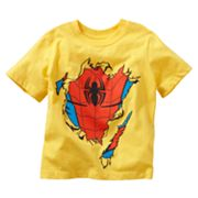 Spider-Man Rip-Through Tee - Toddler