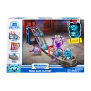 Disney/Pixar Monsters University Toxic Race Playset by Spin Master
