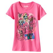 Monster High Sketch Tee - Girls 7-16