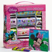 Disney Mickey Mouse and Friends Minnie Mouse Bow-tique Sticker Pad