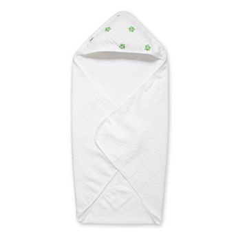 aden + anais Life's A Hoot Muslin Hooded Towel