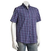 Dockers Plaid Easy-Care Casual Button-Down Shirt