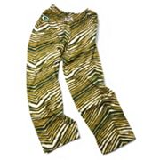 Men's Zubaz Green Bay Packers Athletic Pants