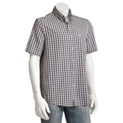 Dockers Checked Easy-Care Casual Button-Down Shirt