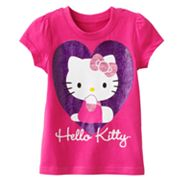 Hello Kitty Heart Tee - Toddler