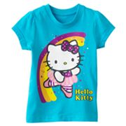 Hello Kitty Ballerina and Rainbow Tee - Toddler