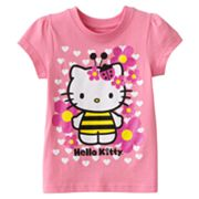 Hello Kitty Bee Kitty Tee - Toddler