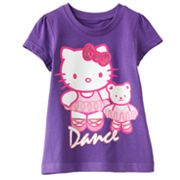 Hello Kitty Ballerina Tee - Toddler