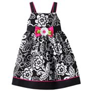 Sophie Rose Floral Sundress - Toddler