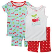 Carter's Cherry Pajama Set - Girls