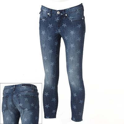 Rock and Republic Hamburg Star Skinny Ankle Jeans