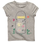 OshKosh B'gosh Butterfly Jar Tee - Toddler