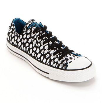 9faaaa9318969 Adult Converse All Star Leopard Sneakers