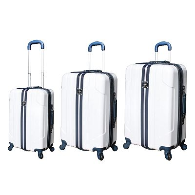 Travelers Club Luggage, Ford Mustang 3-pc. Hardside Expandable Spinner Luggage Set