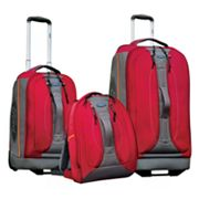 Travelers Club Ford Fusion 3-pc. Luggage Set