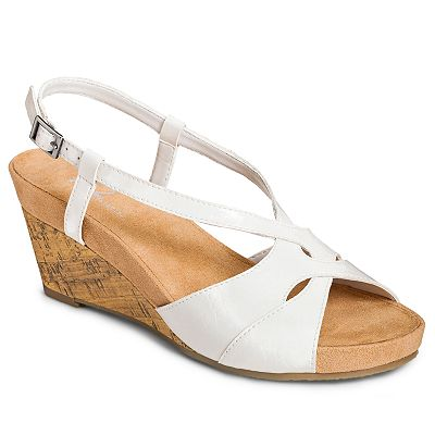 A2 by Aerosoles Stoplight Wedge Sandals - Women