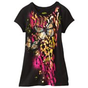Mudd Butterfly Animal Tee - Girls 7-16